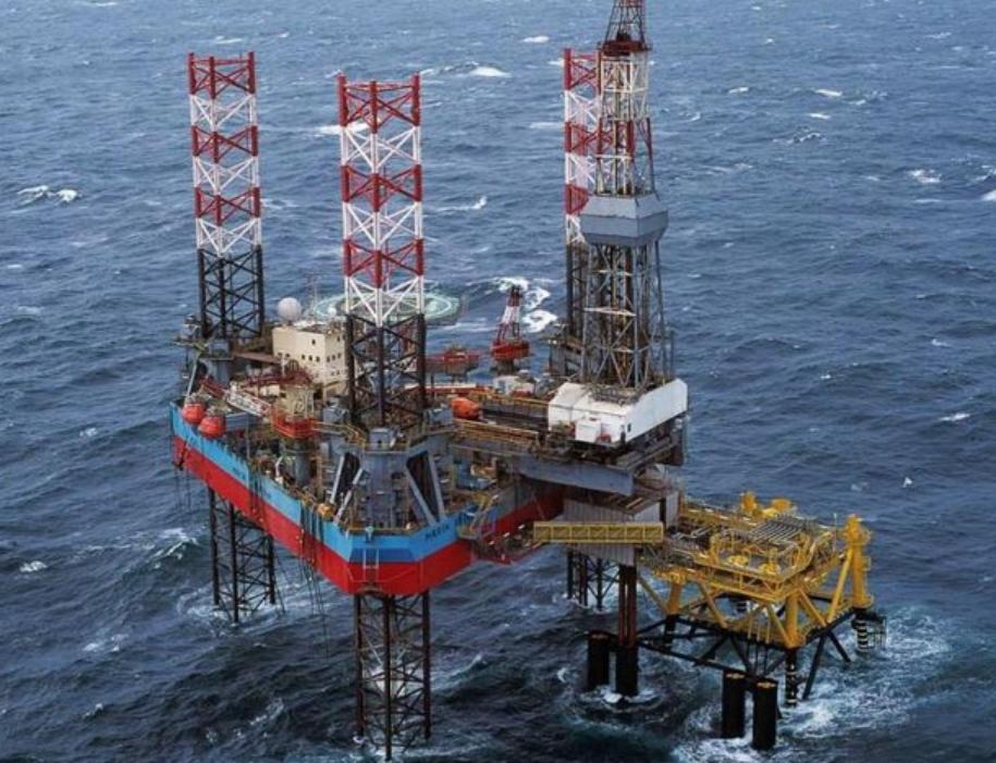 Oil-platform 11